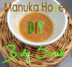 diy body scrub manuka