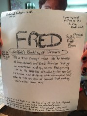 Collecting some thoughts about Fred