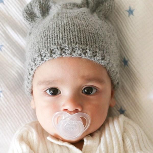 loris baby beanie