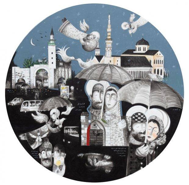 Boutros Al-Maari - Syrie mon Amour - Wâ Habîbati Sûria