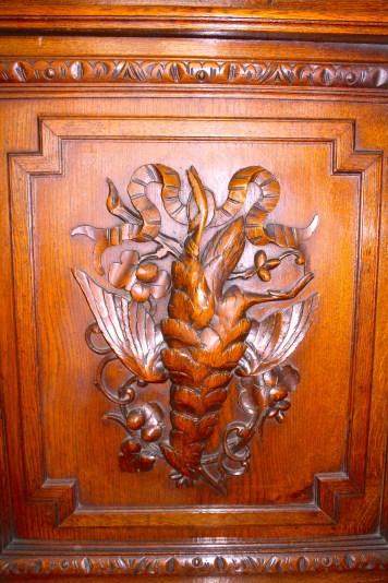 Apt pheasant detail