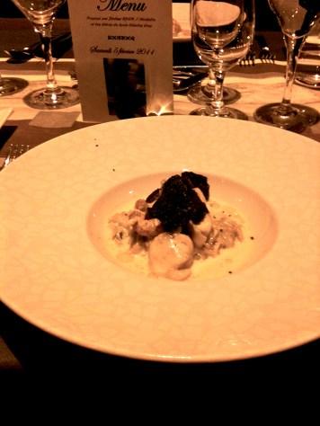 Villeneuve dinner 1