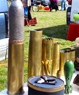military shells