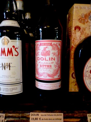 Dolin is a vermouth from Chambéry, France.