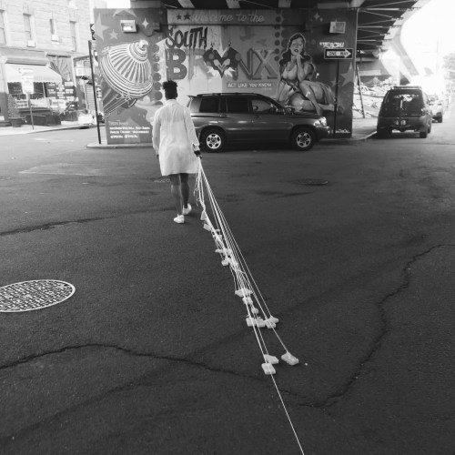South Bronx Marking, 2017