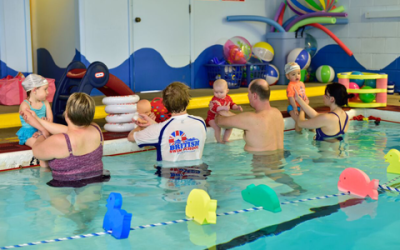 British Swim School Makes A Big Splash In Maryland