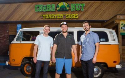 Sandwich Franchise Industry Disruptor Cheba Hut Featured in QSR Magazine