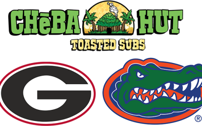 Look out Gators and Bulldogs – Cheba Hut is on its Way!
