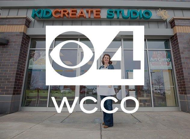Kidcreate Studio Featured on WCCO – CBS 4 Minneapolis & AOL