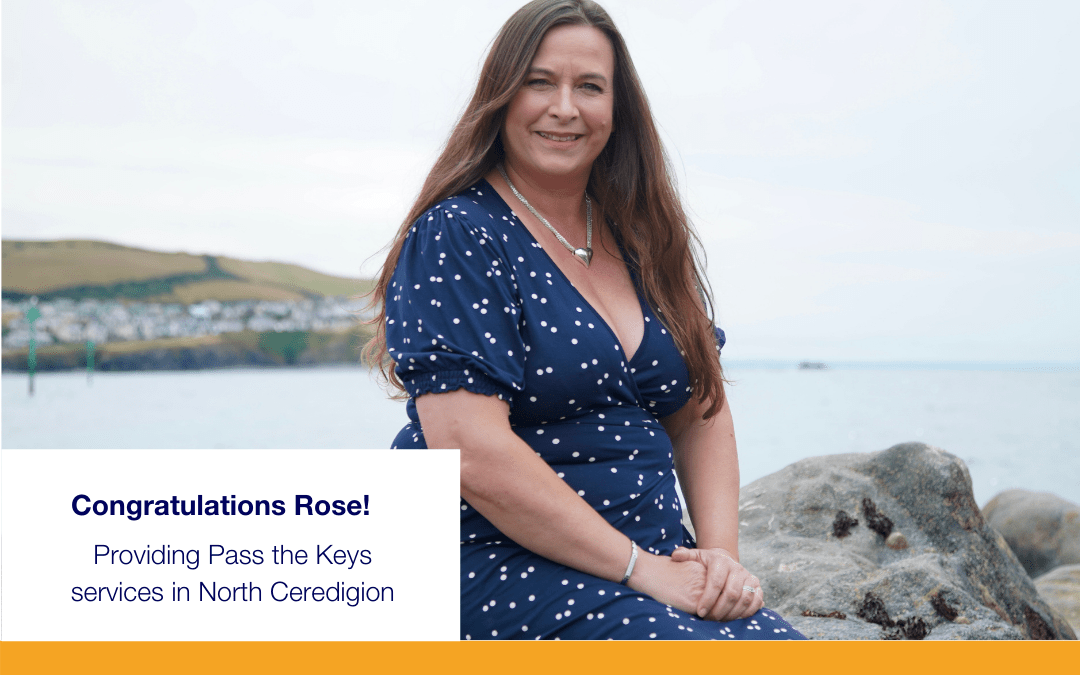 Pass the Keys launches in North Ceredigion – welcome to our new Franchise Partner Rose Maher!