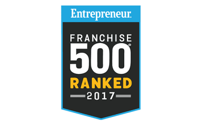 Screenmobile Ranks #404 in Entrepreneur Magazine's Franchise 500 List