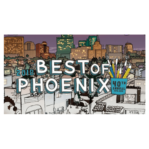 """Wag N' Wash Featured in 40th Annual """"Best of Phoenix!"""""""