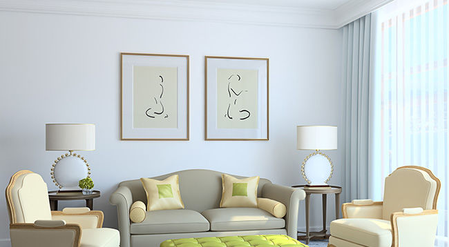 Art & Wall Décor - The Great Frame Up on Wall Decor For Living Room  id=73519