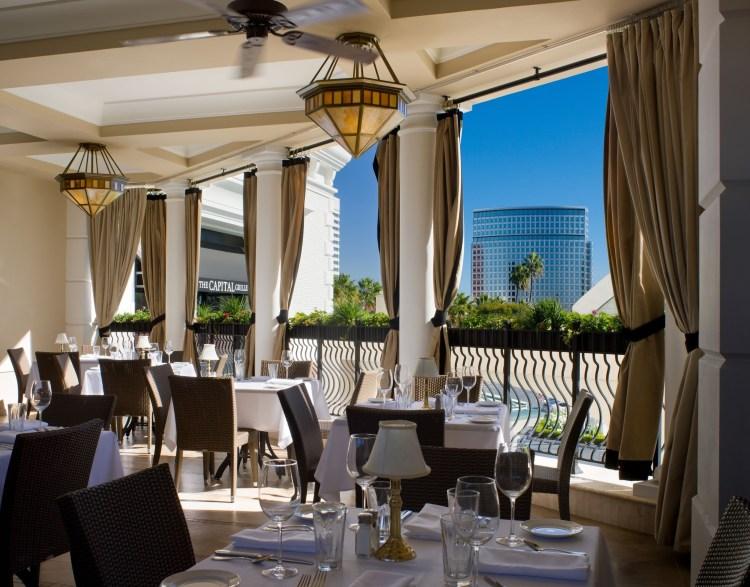 The Capital Grille International Franchising Premium American Restaurant