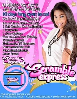 Scramble Express