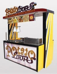 potato-loops-cart