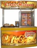 potato madness food cart