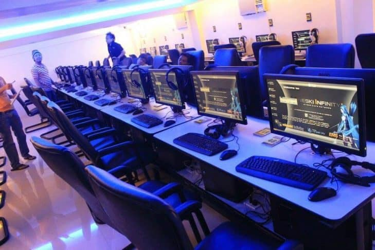 Are Internet Cafes Profitable