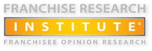 Franchise Research Institute Logo White