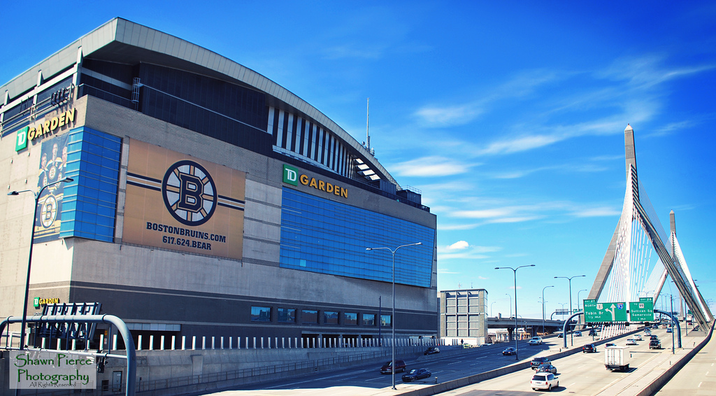 Bruins TD Garden