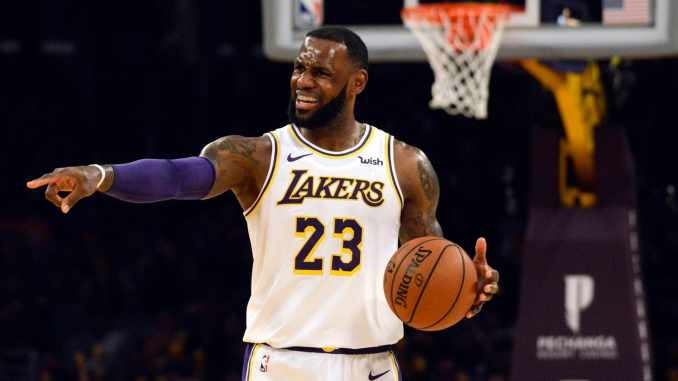 first rate 636a4 a5dfb Why are LeBron James' Los Angeles Lakers struggling?