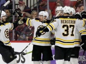 Bruins Hurricanes