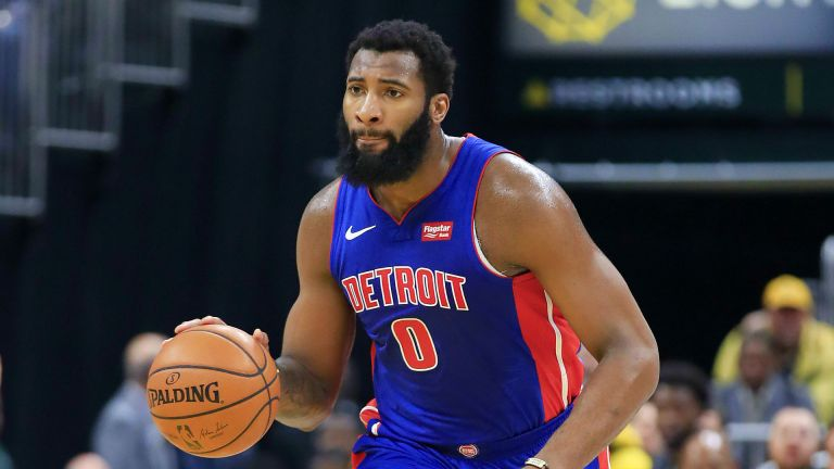 Andre Drummond opting out is the best case scenario for the Detroit Pistons