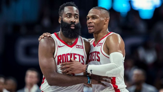 Are the Houston Rockets regretting the Russell Westbrook trade?