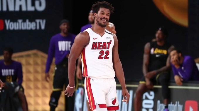 Jimmy Butler, Game 5 NBA Finals