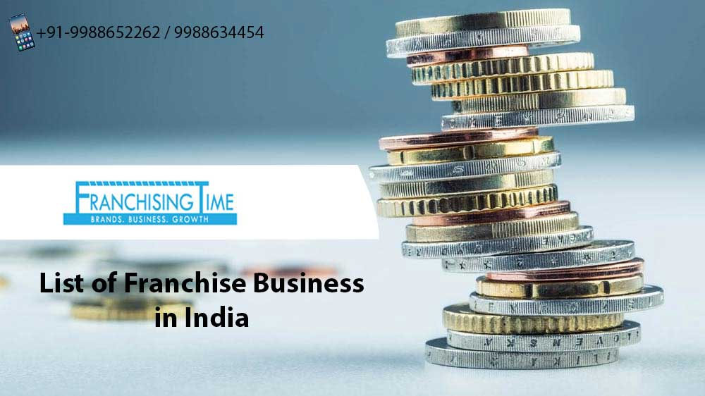 List of Franchise Business in India
