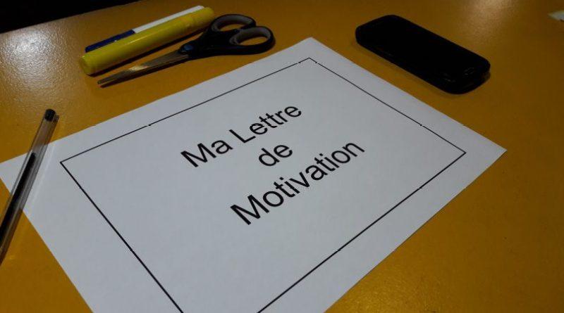 consejos para escribir una carta de motivación