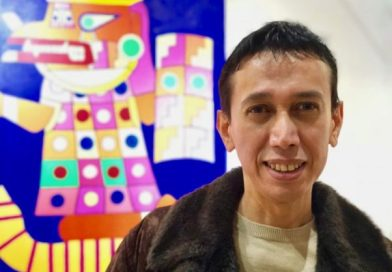 """Gabo: """"Me defino como un pintor latinoamericano"""""""