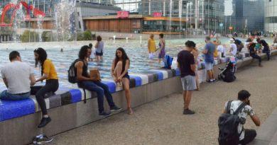 Ola de calor en Francia: se esperan temperaturas caniculares