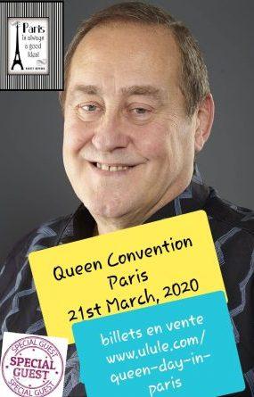peter freestone paris queen convention