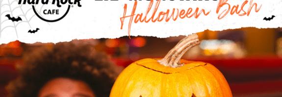 Lil' Monstars Halloween Bash en el Hard Rock Café París