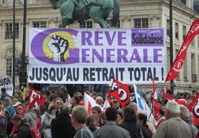 Cómo viajar en Francia durante la huelga de transporte