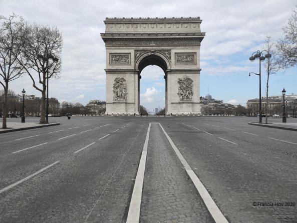 Francia declara la Emergencia sanitaria ©Francia Hoy 2020