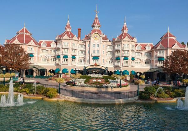Disney, Asterix, Futuroscope los parques de atracciones que reabren en Francia