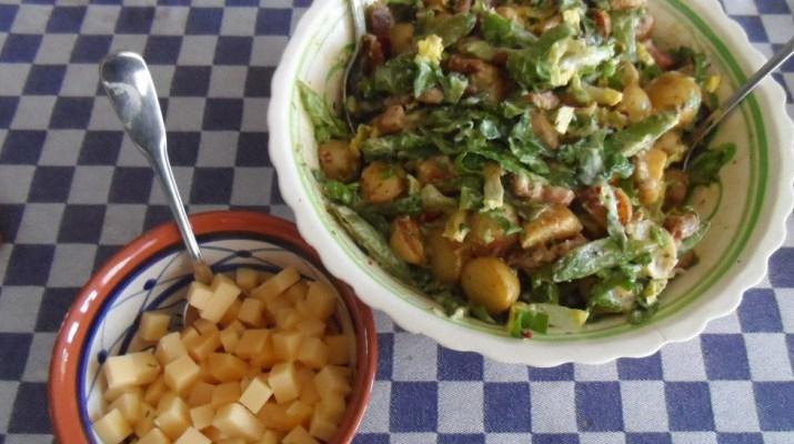 Lauwwarme-aardappelsalade-met-pittige-mosterddressing-6