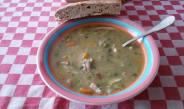 Een schokkend soepje