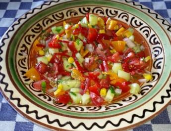 Frisse salsa