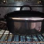 Langzaam garen in de oven