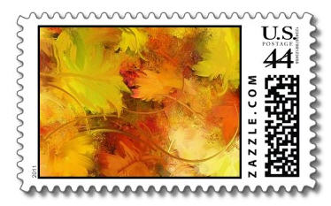 Fall Stamp