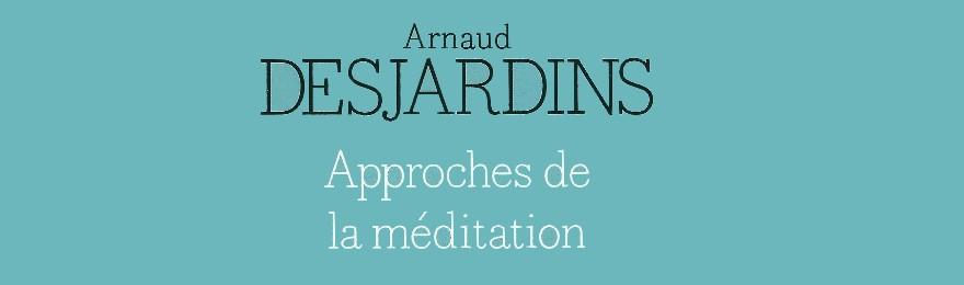 approche de la méditation
