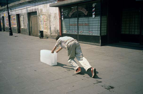 Image result for Francis Alÿs ice