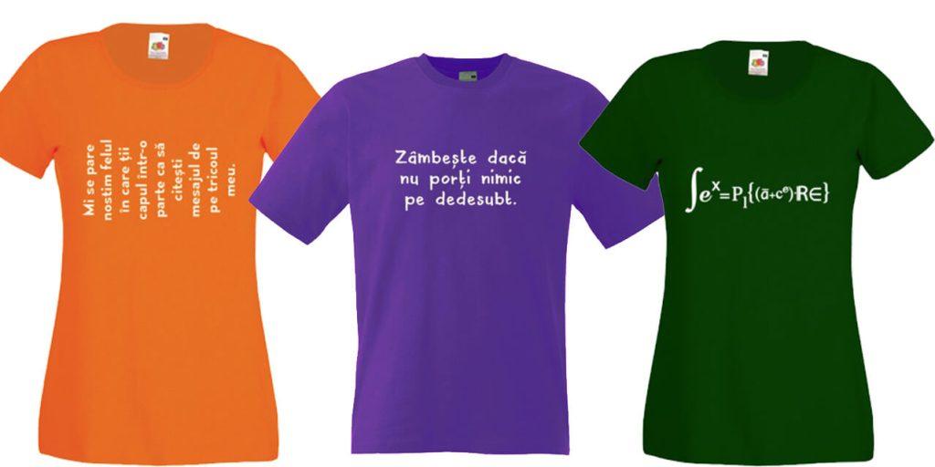 tricouri-comice
