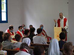Prédication de fr. François.