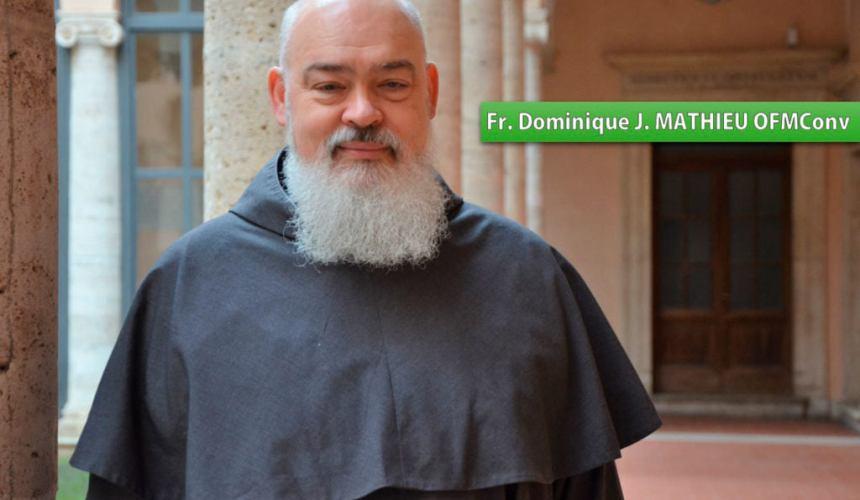 Frère Dominique Matthieu est nommé Archevêque de Téhéran