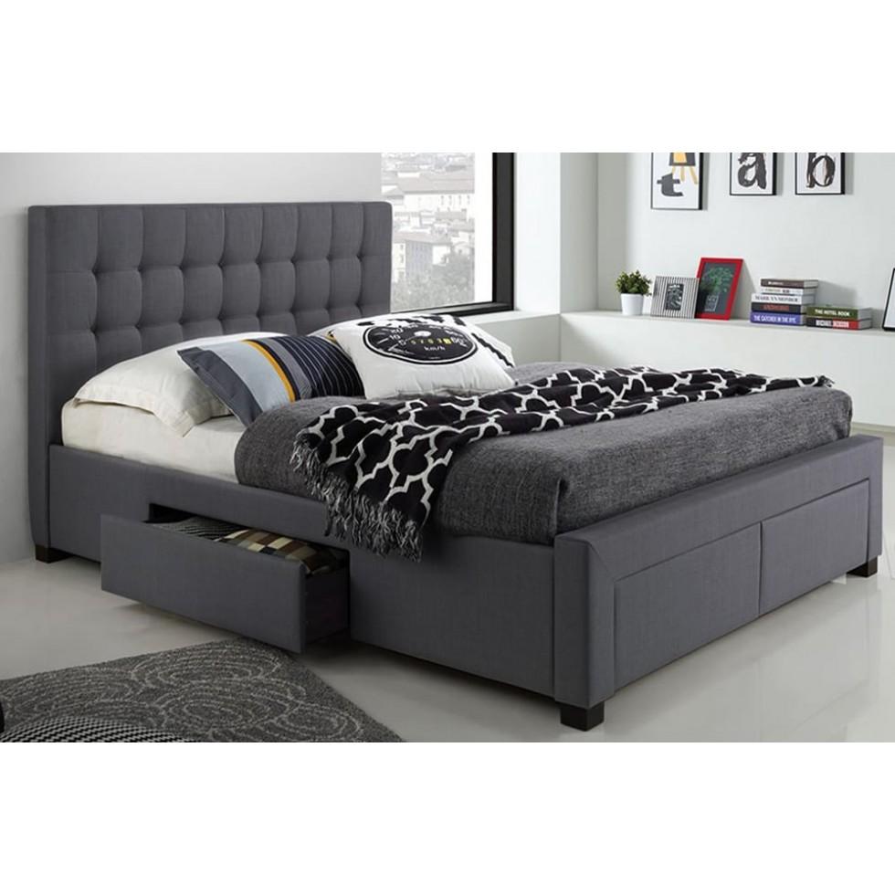 lit avec rangement queen t2152