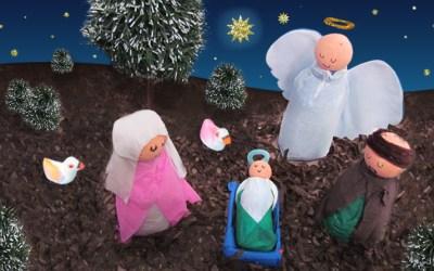 ¡Feliz Navidad! Recibamos al Niño Jesús